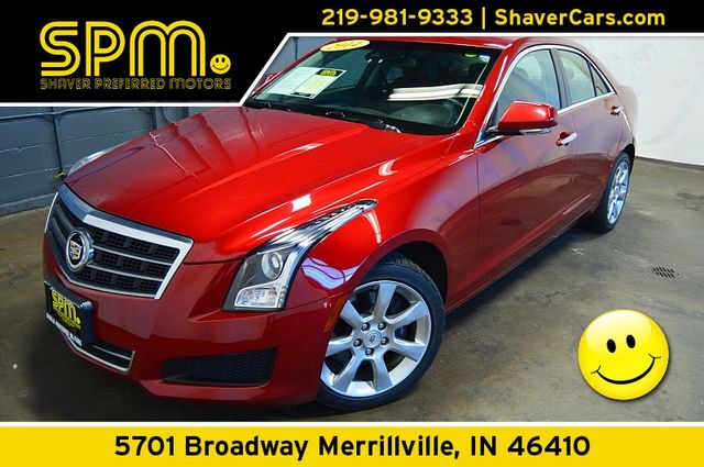 2014 Cadillac ATS Luxury AWD in Merrillville, IN 46410