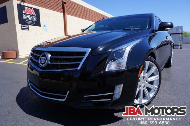 2014 Cadillac ATS Premium RWD Sedan | MESA, AZ | JBA MOTORS in Mesa AZ