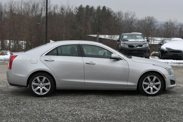 2014 Cadillac ATS RWD Naugatuck, Connecticut 5
