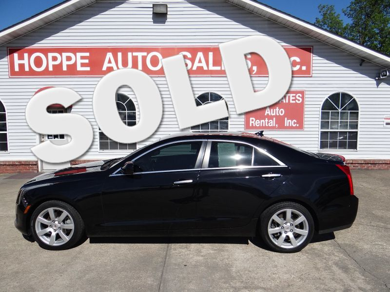 2014 Cadillac ATS Standard RWD | Paragould, Arkansas | Hoppe Auto Sales, Inc. in Paragould Arkansas