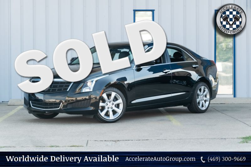2014 Cadillac ATS AWD in Rowlett Texas