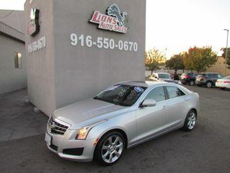 2014 Cadillac ATS Luxury RWD in Sacramento, CA 95825