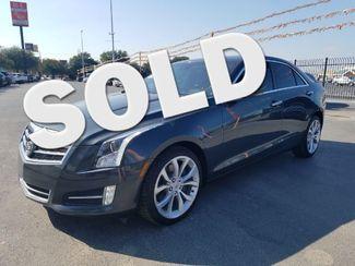2014 Cadillac ATS Premium AWD in San Antonio TX, 78233