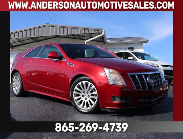 2014 Cadillac CTS Coupe 3.6