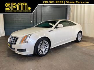 2014 Cadillac CTS Coupe 2d Coupe AWD in Merrillville, IN 46410