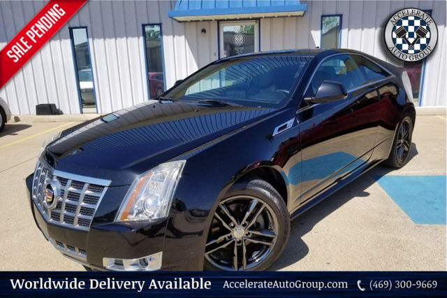 2014 Cadillac CTS Coupe Premium in Rowlett