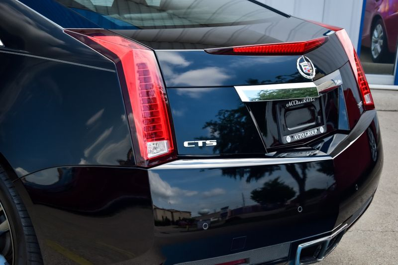 2014 Cadillac CTS Coupe Premium in Rowlett, Texas