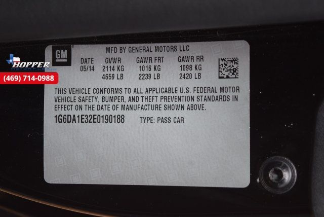 2014 Cadillac CTS Base in McKinney Texas, 75070