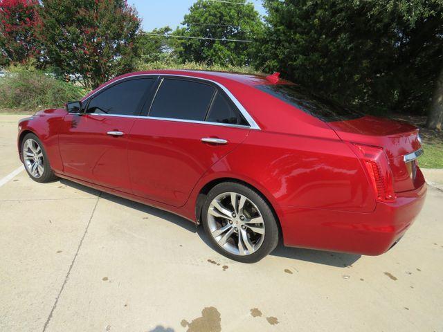 2014 Cadillac CTS 3.6L Twin Turbo Vsport Premium in McKinney, Texas 75070