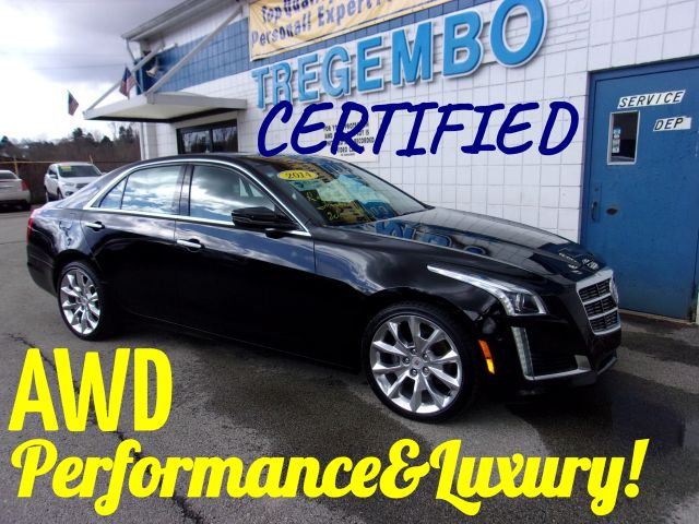 2014 Cadillac CTS Sedan Performance AWD in Bentleyville, Pennsylvania 15314