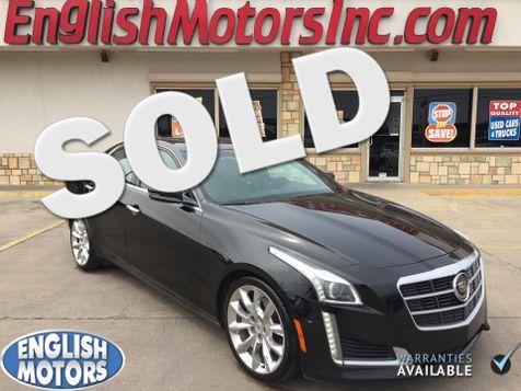 2014 Cadillac CTS Sedan Premium RWD in Brownsville, TX