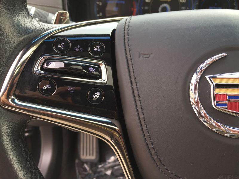 2014 Cadillac CTS Sedan Premium RWD  Brownsville TX  English Motors  in Brownsville, TX