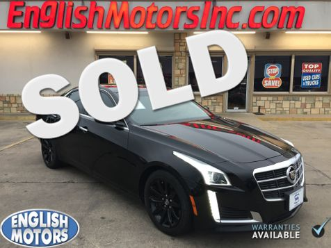 2014 Cadillac CTS Sedan Luxury Collection in Brownsville, TX