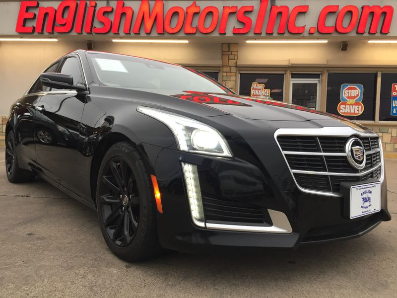 2014 Cadillac CTS Sedan Luxury Collection  Brownsville TX  English Motors  in Brownsville, TX