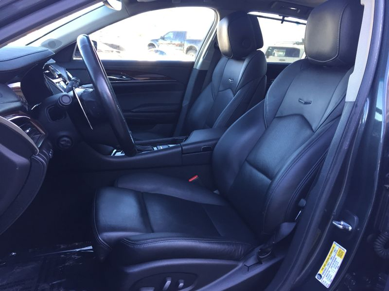 2014 Cadillac CTS Sedan Performance RWD  Brownsville TX  English Motors  in Brownsville, TX