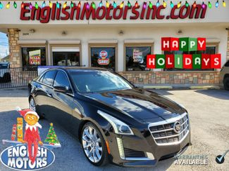 2014 Cadillac CTS Sedan Performance RWD in Brownsville, TX 78521