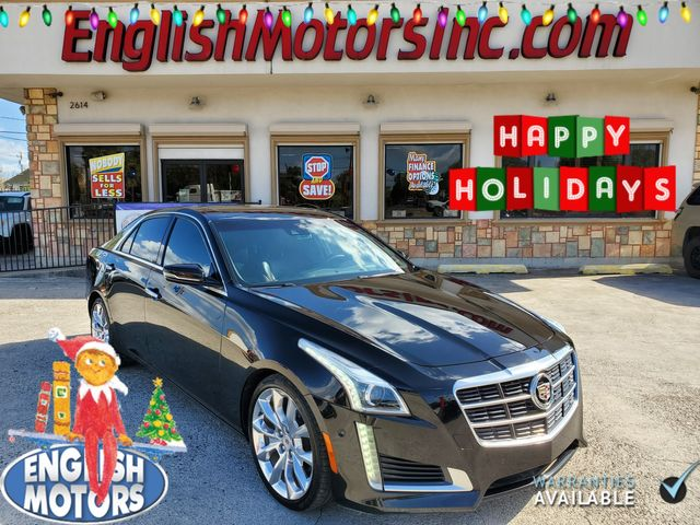 2014 Cadillac CTS Sedan Performance RWD