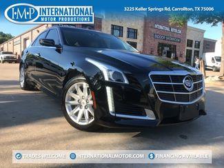 2014 Cadillac CTS Sedan Luxury RWD in Carrollton, TX 75006