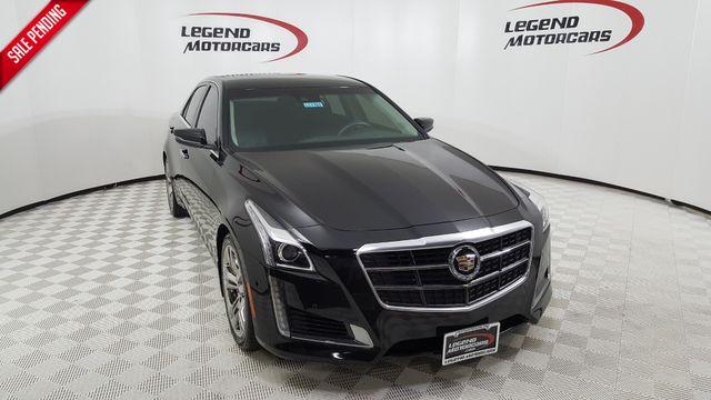 2014 Cadillac CTS Sedan Vsport RWD