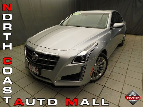 2014 Cadillac CTS Sedan Luxury AWD in Cleveland, Ohio