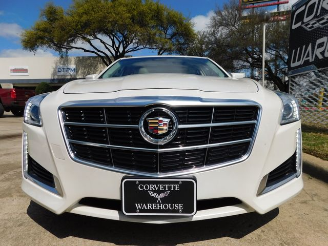 2014 Cadillac CTS Sedan Luxury RWD Auto, NAV, Sunroof, Black Alloys 51k in Dallas, Texas 75220