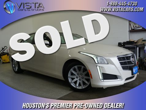 2014 Cadillac CTS Sedan RWD in Houston, Texas