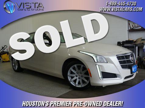 2014 Cadillac CTS Sedan RWD in Houston, Texas
