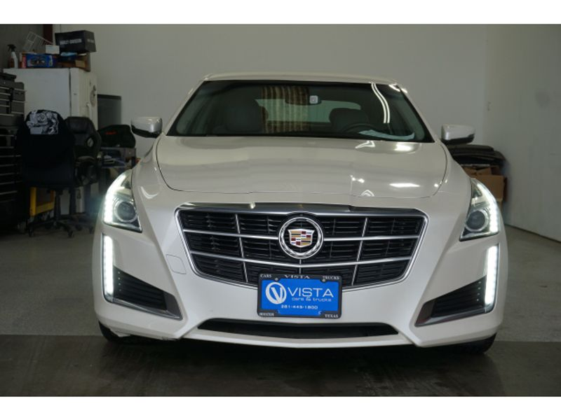 2014 Cadillac CTS Sedan RWD  city Texas  Vista Cars and Trucks  in Houston, Texas