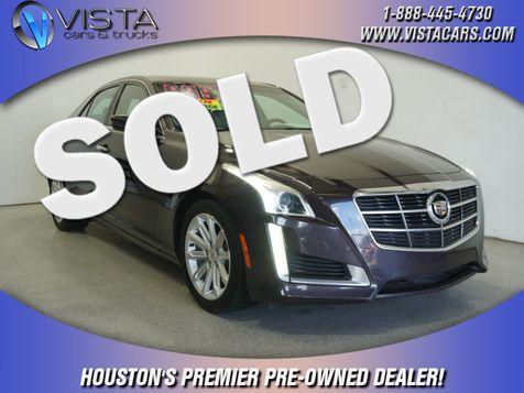 2014 Cadillac CTS Sedan Luxury RWD in Houston, Texas