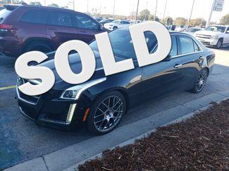2014 Cadillac CTS Sedan Vsport Premium RWD   Huntsville, Alabama   Landers Mclarty DCJ & Subaru in  Alabama