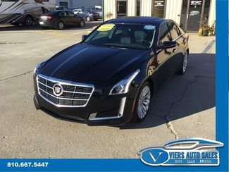 2014 Cadillac CTS Sedan Luxury AWD in Lapeer, MI 48446