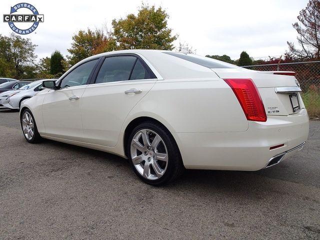2014 Cadillac CTS Sedan Premium RWD Madison, NC 3