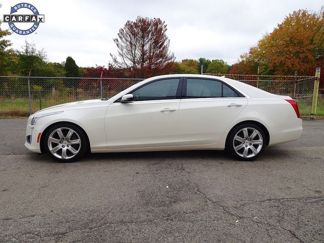2014 Cadillac CTS Sedan Premium RWD Madison, NC 4