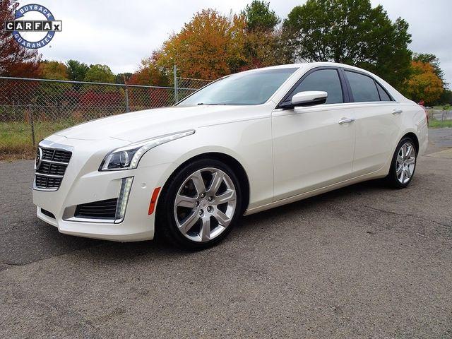 2014 Cadillac CTS Sedan Premium RWD Madison, NC 5