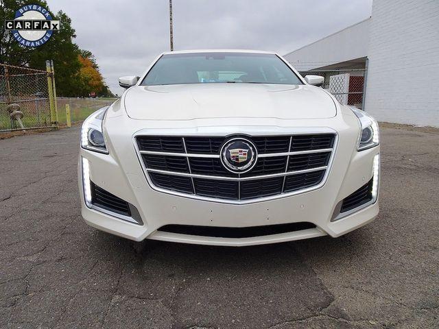 2014 Cadillac CTS Sedan Premium RWD Madison, NC 6