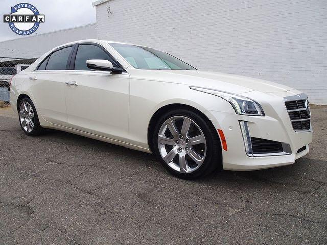 2014 Cadillac CTS Sedan Premium RWD Madison, NC 9