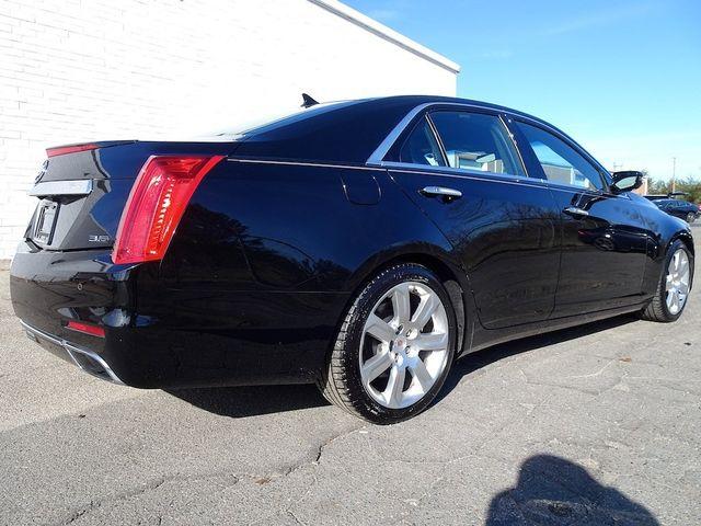 2014 Cadillac CTS Sedan Premium RWD Madison, NC 2