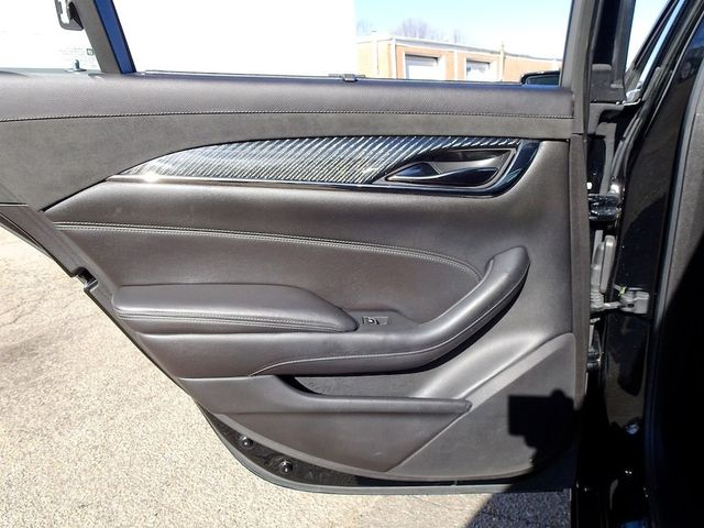 2014 Cadillac CTS Sedan Premium RWD Madison, NC 36