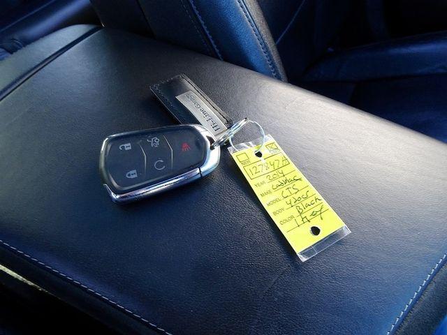 2014 Cadillac CTS Sedan Premium RWD Madison, NC 57