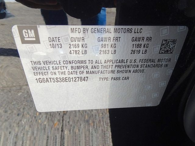 2014 Cadillac CTS Sedan Premium RWD Madison, NC 59