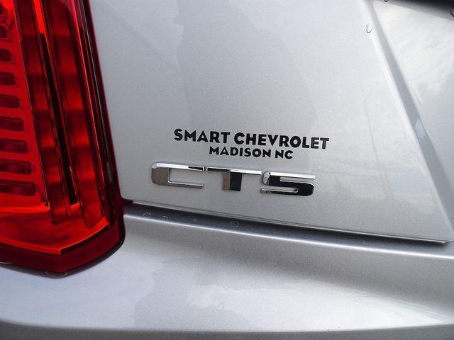 2014 Cadillac CTS Sedan Luxury RWD Madison, NC 14