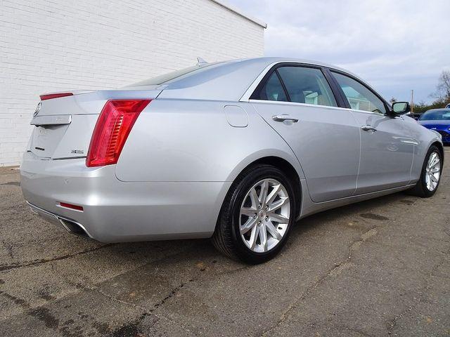 2014 Cadillac CTS Sedan Luxury RWD Madison, NC 2