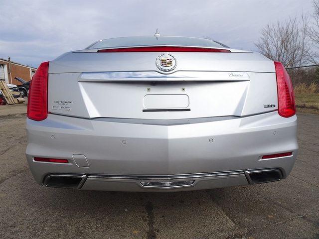 2014 Cadillac CTS Sedan Luxury RWD Madison, NC 3
