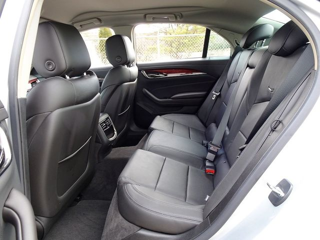 2014 Cadillac CTS Sedan Luxury RWD Madison, NC 33