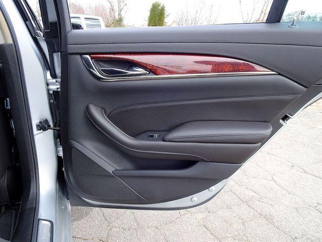 2014 Cadillac CTS Sedan Luxury RWD Madison, NC 35