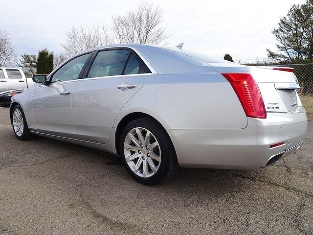 2014 Cadillac CTS Sedan Luxury RWD Madison, NC 4