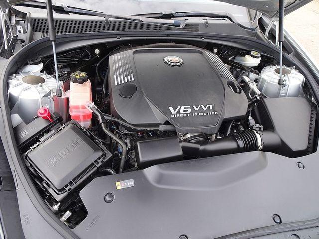 2014 Cadillac CTS Sedan Luxury RWD Madison, NC 47