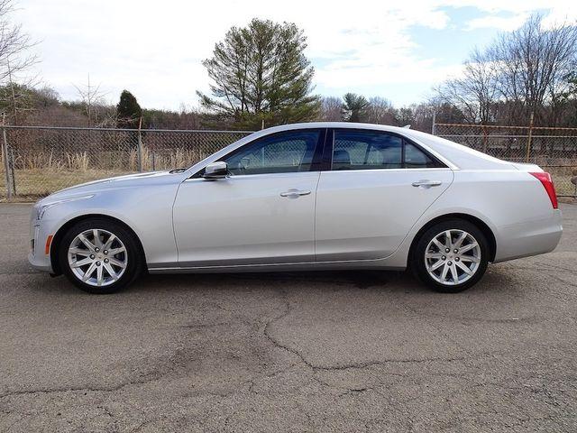 2014 Cadillac CTS Sedan Luxury RWD Madison, NC 5