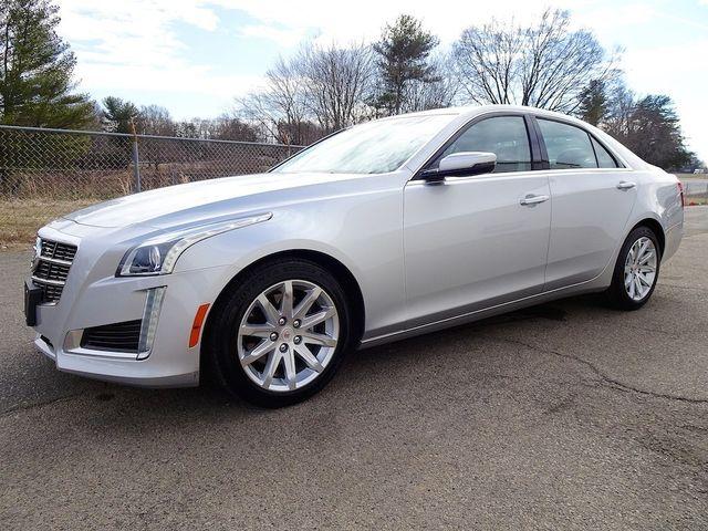 2014 Cadillac CTS Sedan Luxury RWD Madison, NC 6