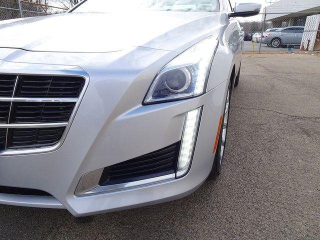 2014 Cadillac CTS Sedan Luxury RWD Madison, NC 9